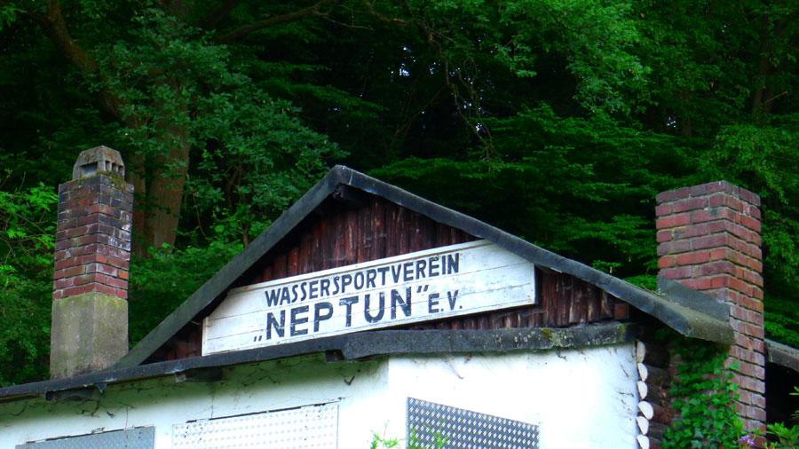 Neptun an der Ruhr in Essen-Steele