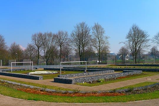 Schalke-Friedhof Gelsenkirchen