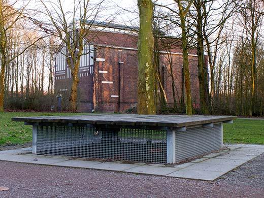 Kunstwald Teutoburgia in Herne-Börnig